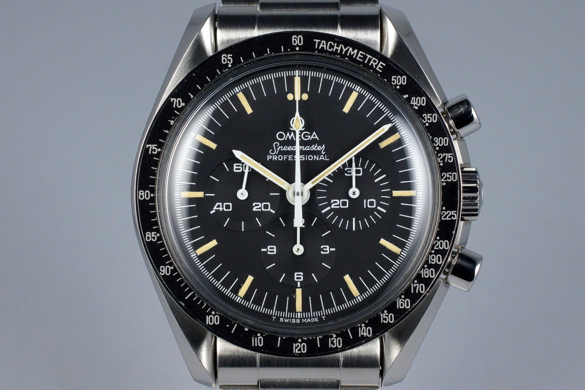 1980's Omega Speedmaster 345.0808 RG Plated Calibre 863 photo, #0