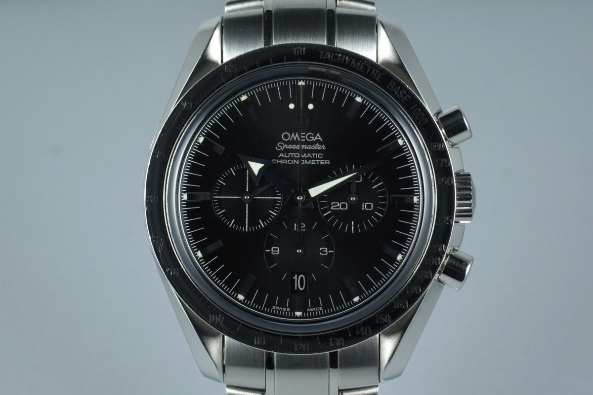 2001 Omega Speedmaster Broad Arrow Automatic 3551.50 Calibre: 3303 photo, #0
