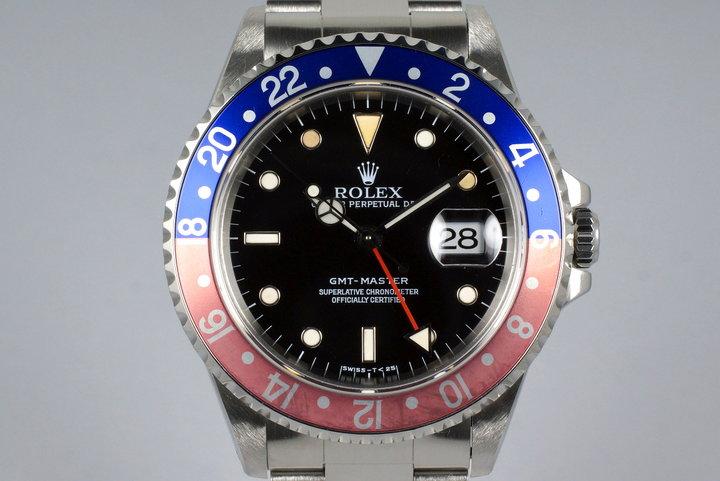 1989 Rolex GMT 16700 photo
