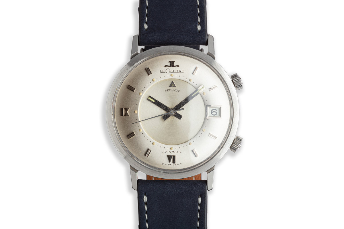 Vintage Jaeger-Le-Coultre Memovox Automatic Alarm-Date photo, #0