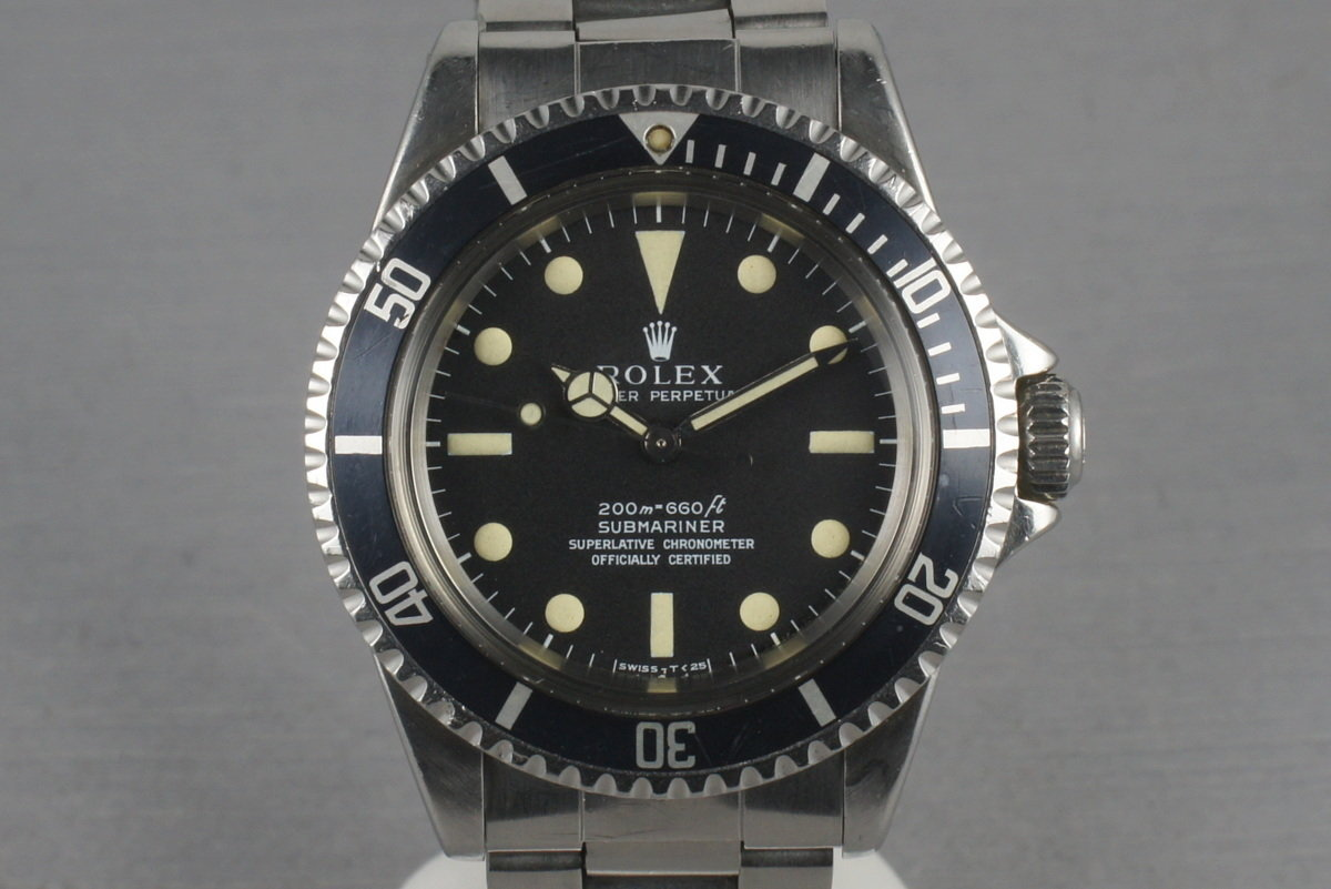Rolex Submariner 5512 Meters First photo, #0