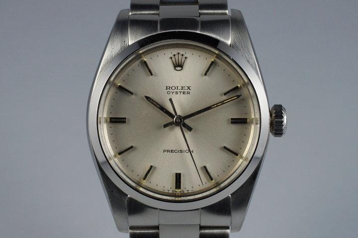 1975 Rolex Oyster Precision 6426 photo