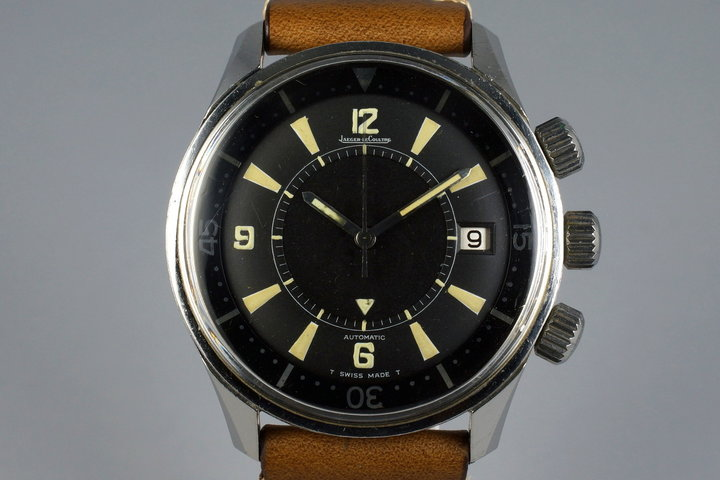 Late 1960's Jaeger LeCoultre Memovox Polaris E859 photo