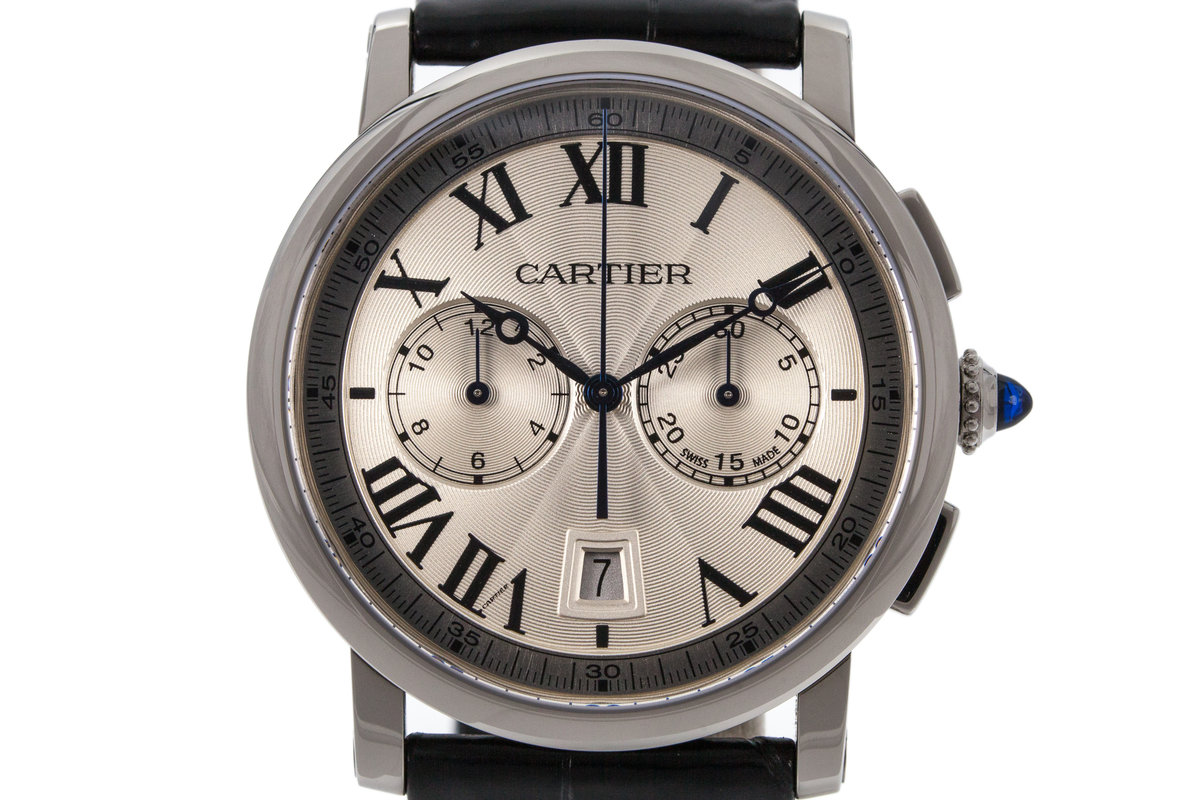 2016 Rotonde Cartier Automatic Chronograph photo, #0