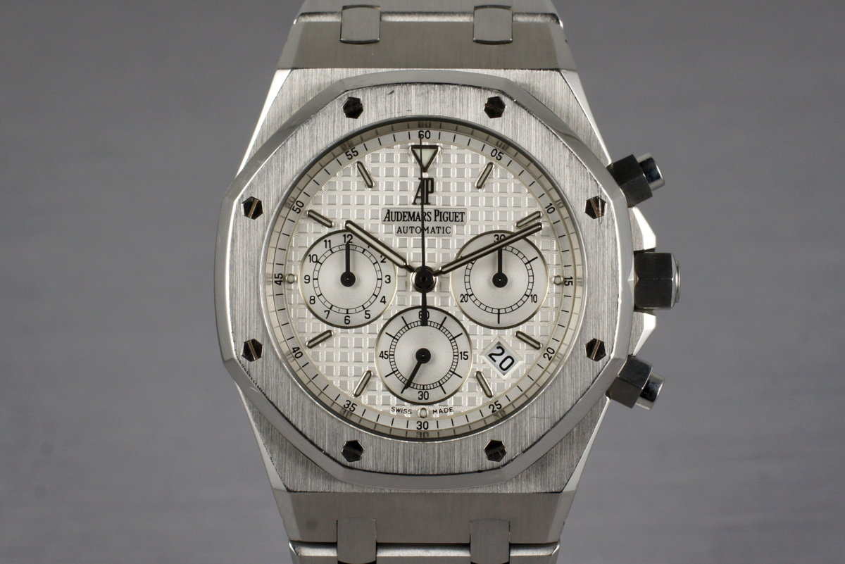 2007 Audemars Piguet Royal Oak 25860ST with Box and Papers photo, #0