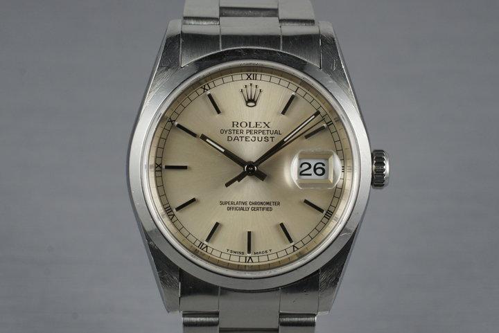 1996 Rolex DateJust 16200 photo