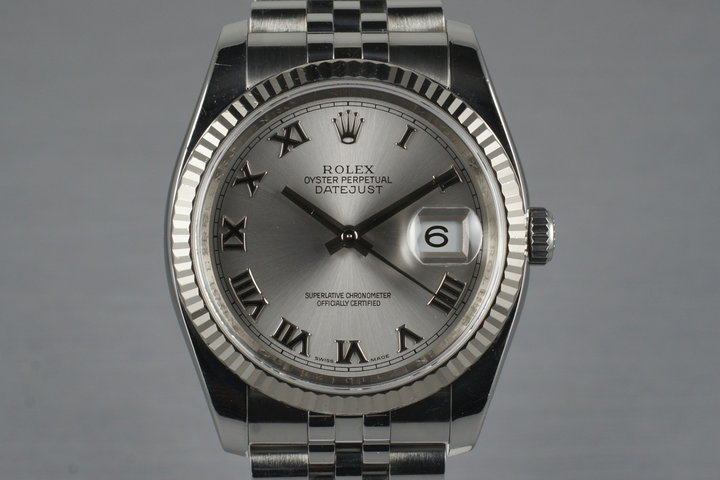 2006 Rolex DateJust 116234 photo