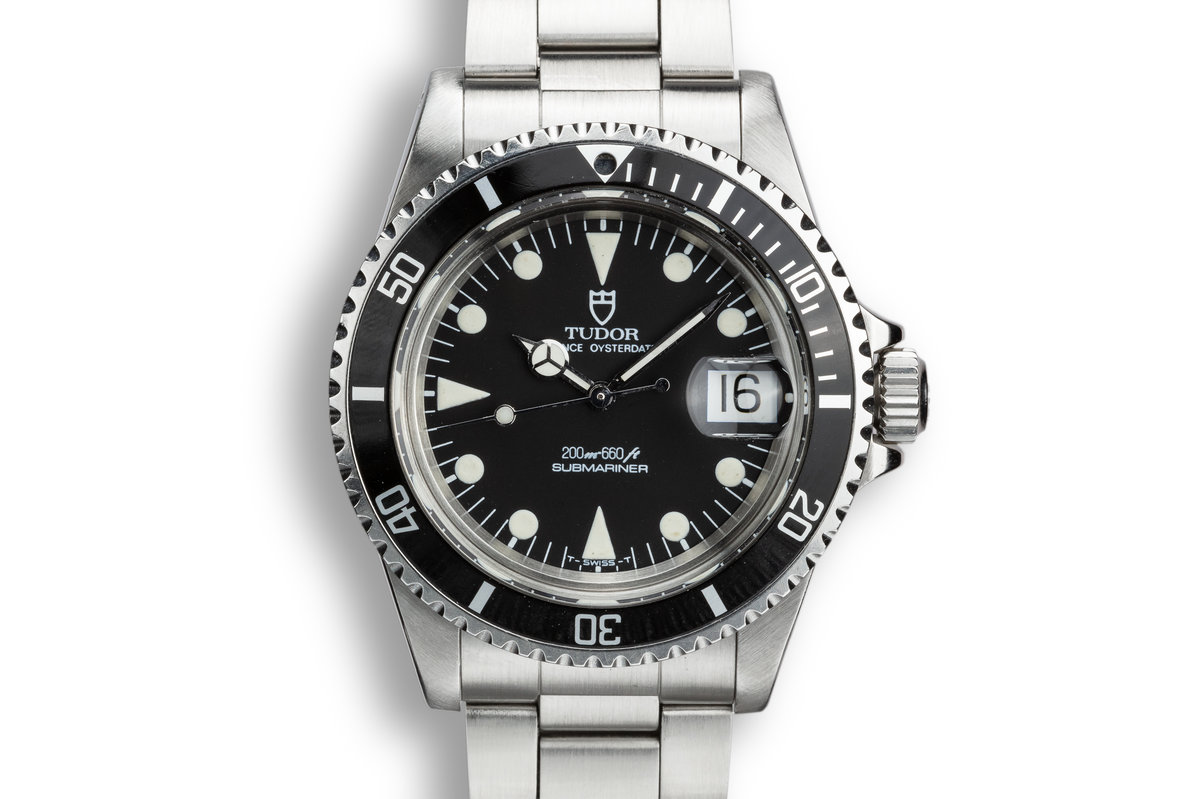 1989 Tudor Submariner Prince Oyster Date 79090 photo, #0