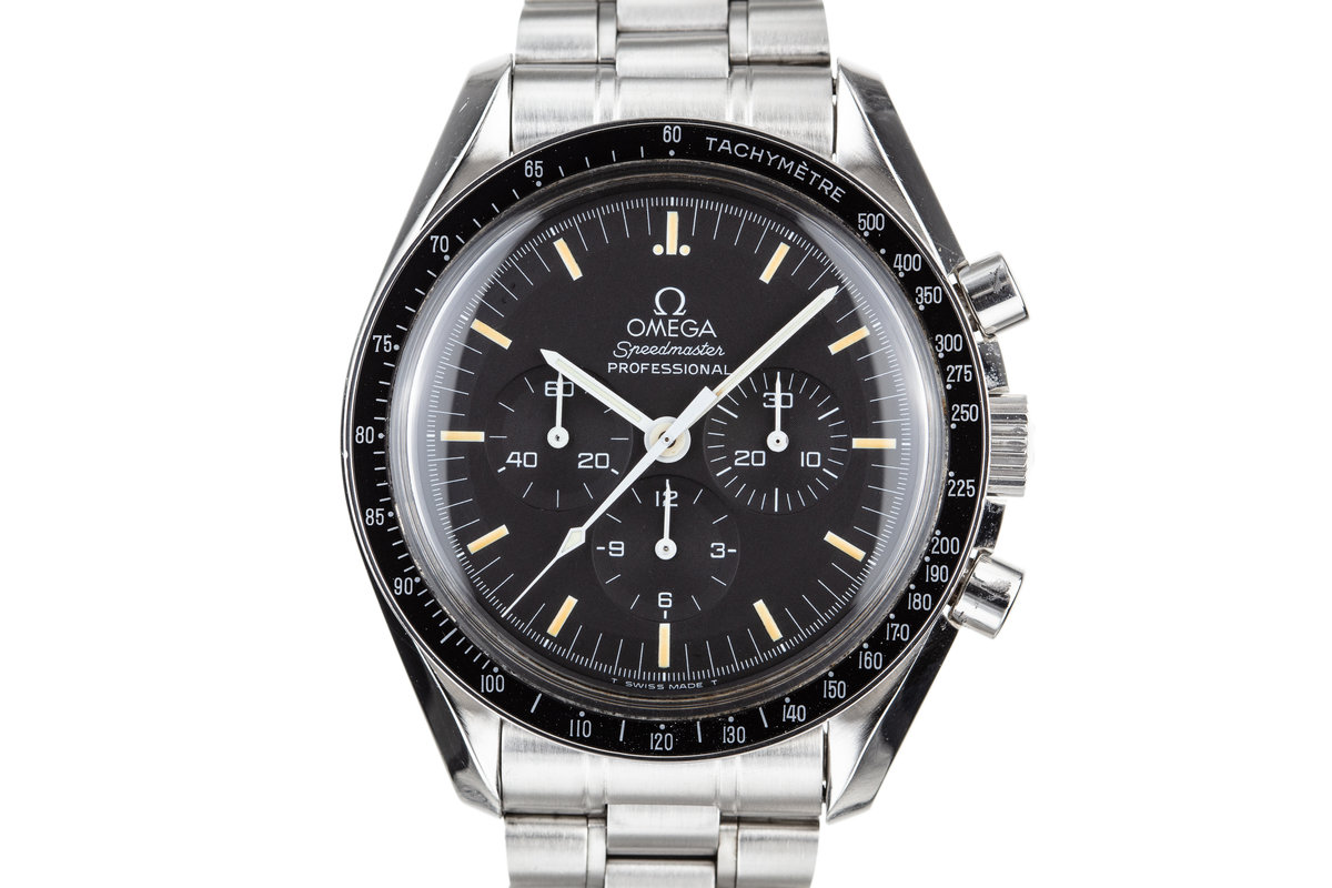 1998 Omega Speedmaster Professional 3590.50 with Warranty Card photo, #0