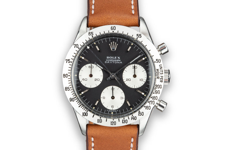 1966 Rolex Daytona 6239 Black Dial photo
