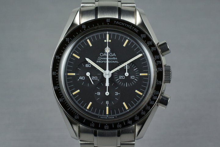 1997 Omega Speedmaster 345.0022 with Box and Papers photo