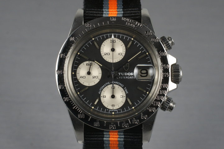 1981 Tudor Chronograph Big Block 94300 photo