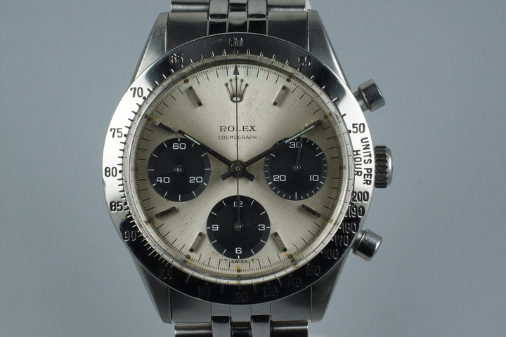 1963 Rolex Daytona 6238 with RSC Service Papers photo