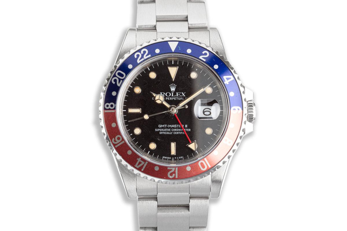 1988 Rolex GMT-Master II 16710 photo, #0