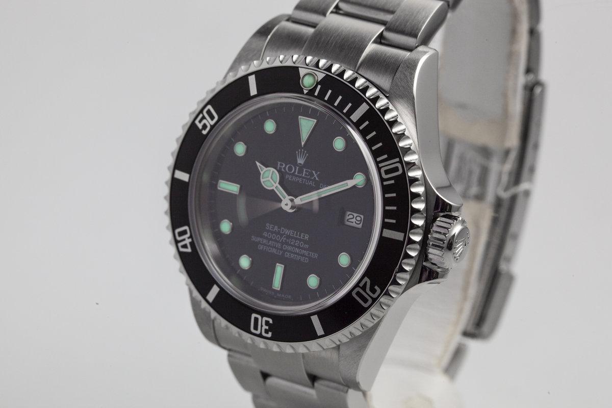 Rolex Sea Dweller 16600 For Sale