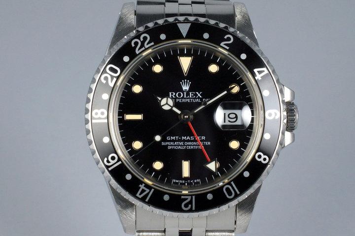 1991 Rolex GMT 16700 photo