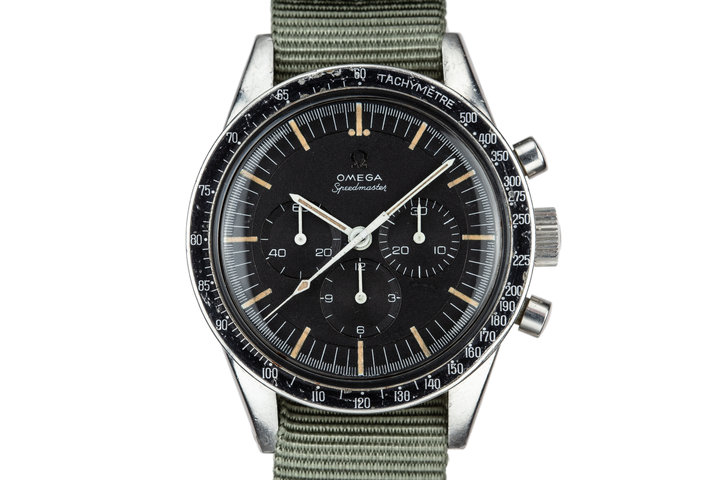 1965 Omega Pre-Moon Speedmaster Professional 105.003 photo