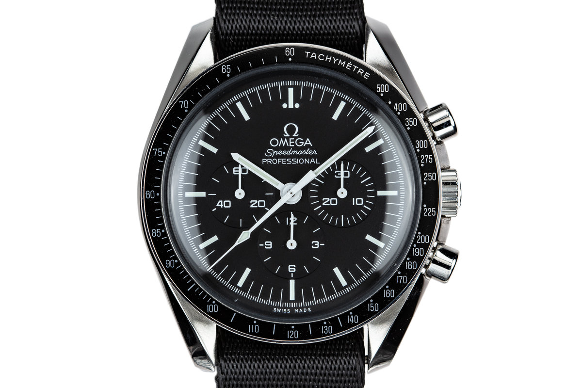 2015 Omega Speedmaster Professional 311.33.42.30.01.001 with Box photo, #0