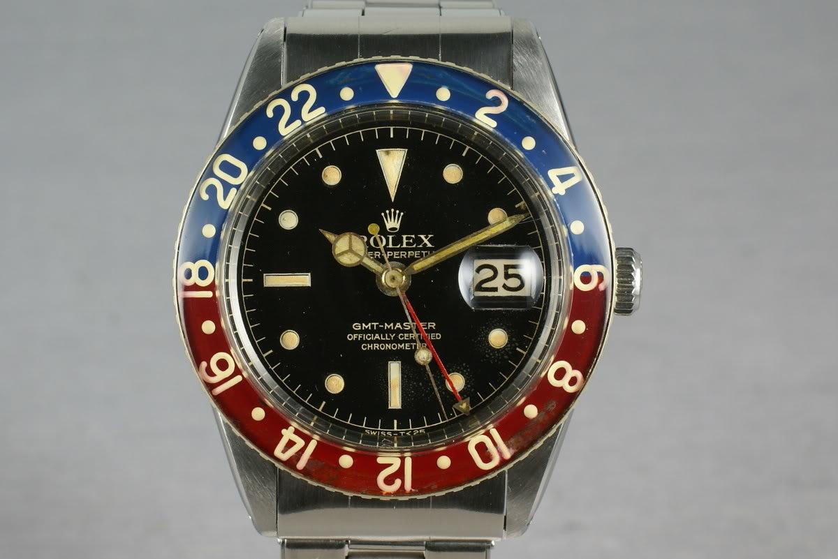 Rolex GMT 6542 photo, #0