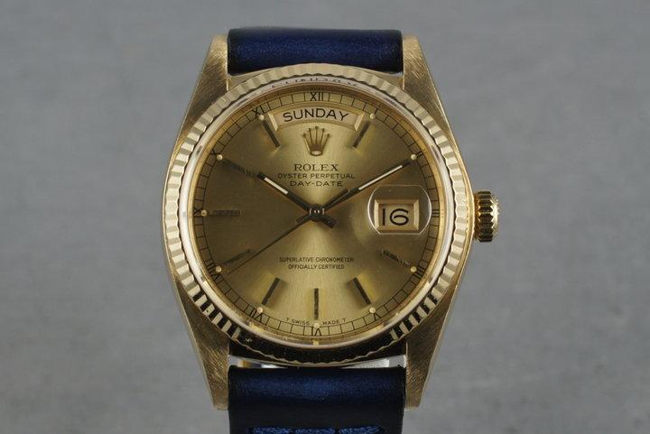 1980 Rolex President  18038 photo
