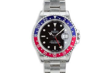 1991 Rolex GMT-Master 16700 photo
