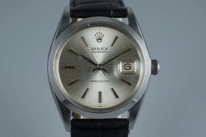 1966 Rolex OysterDate 6466 photo
