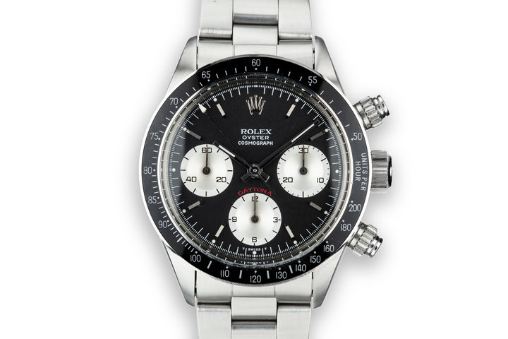 1976 Rolex Daytona 6263 with Black Service Dial photo