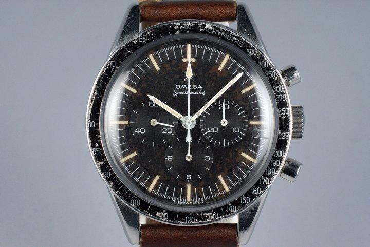 1964 Omega Speedmaster 'Ed White' 105.003 Pre-Moon 321 Tropical Dial photo