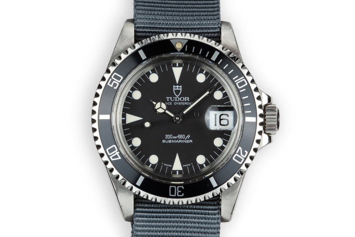 1994 Tudor Oyster Prince Submariner 79090 photo, #0