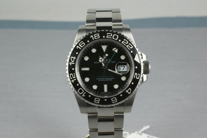 Rolex Ceramic GMT 116710 photo