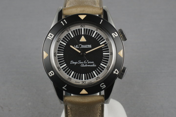 Jaeger leCoultre MEMOVOX TRIBUTE DEEP SEA  USA VERSION 204/359 photo
