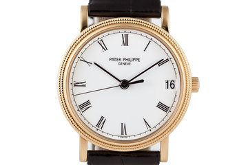 Patek Philippe YG 3802 photo