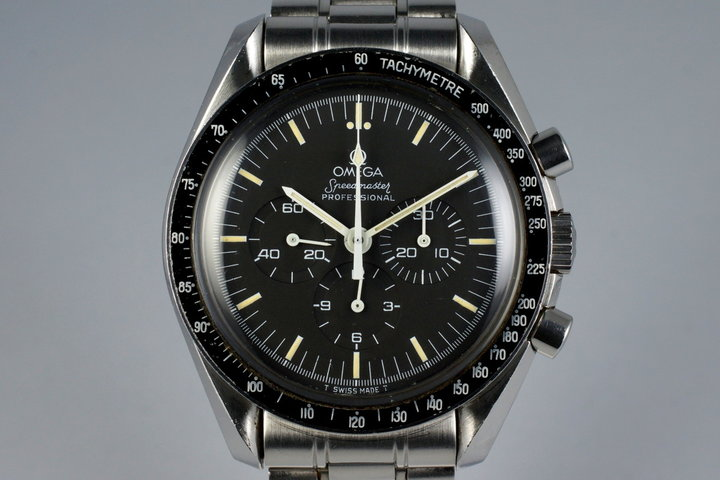 1991 Omega Speedmaster 345.0022 with Papers photo