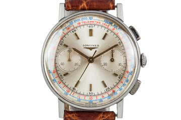 1960s Longines Chronograph 7412-4 photo