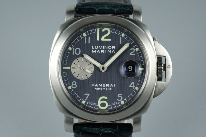 2001 Panerai PAM 86 photo