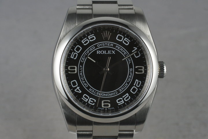 2009 Rolex Oyster Perpetual 116000 photo