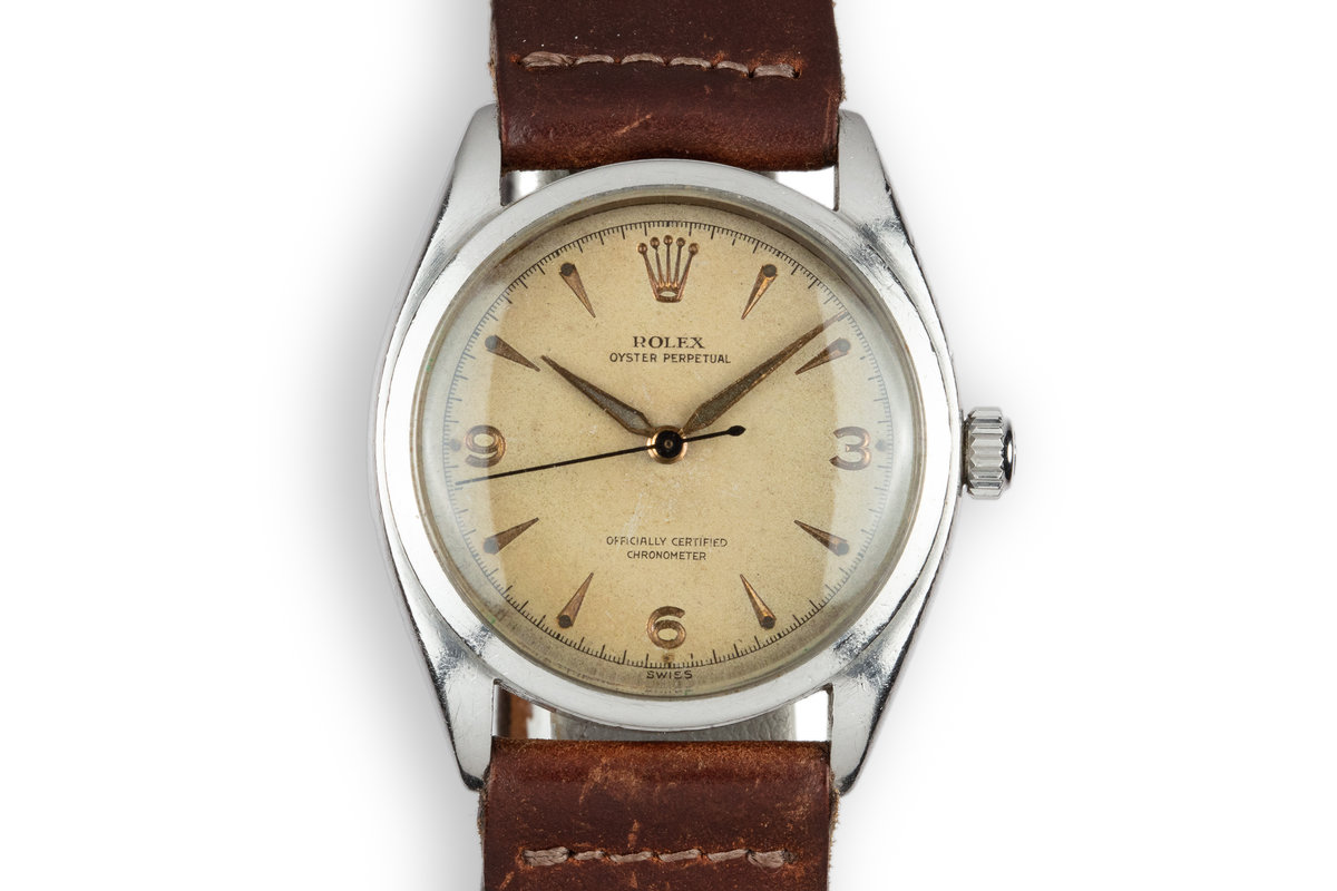 1953 Rolex Oyster Perpetual photo, #0