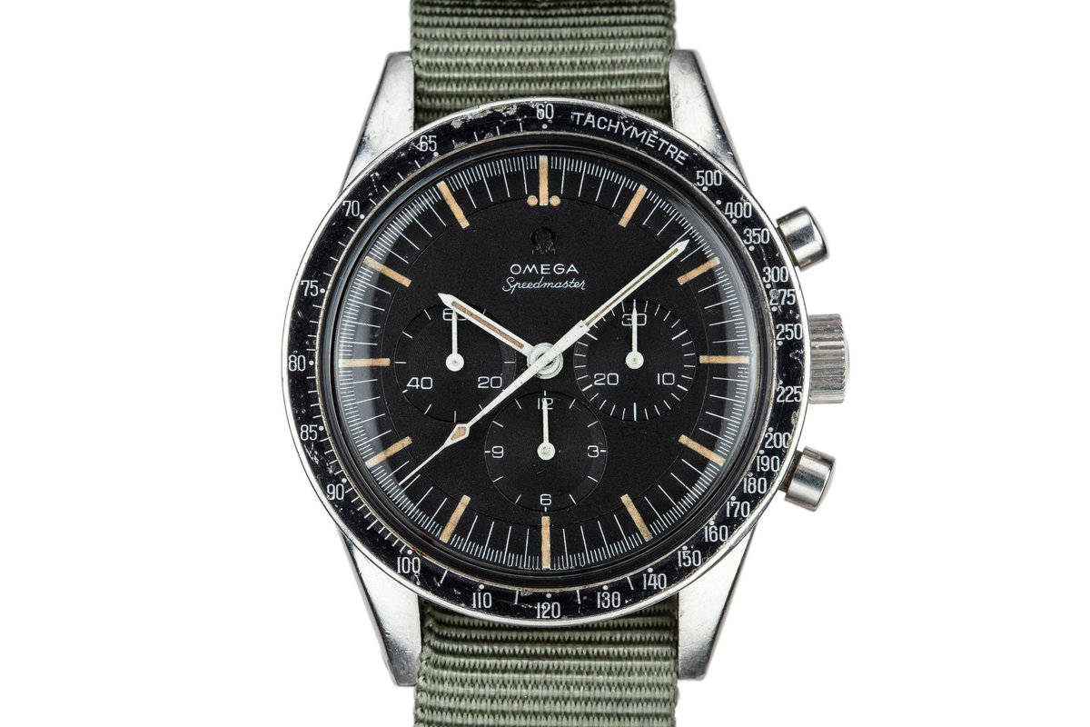 1965 Omega Pre-Moon Speedmaster Professional 105.003 photo, #0