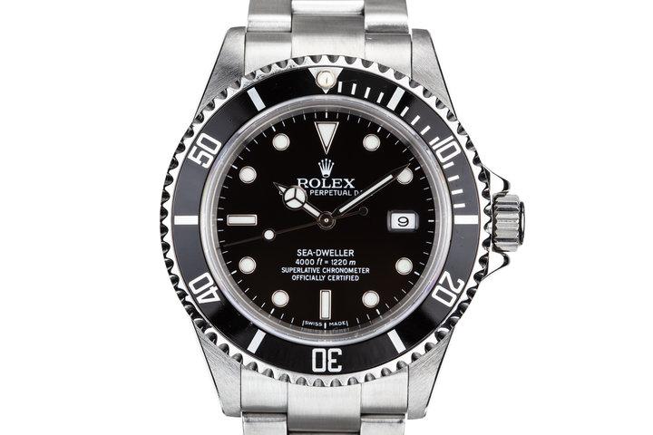 2007 Rolex Sea-Dweller 16600 photo