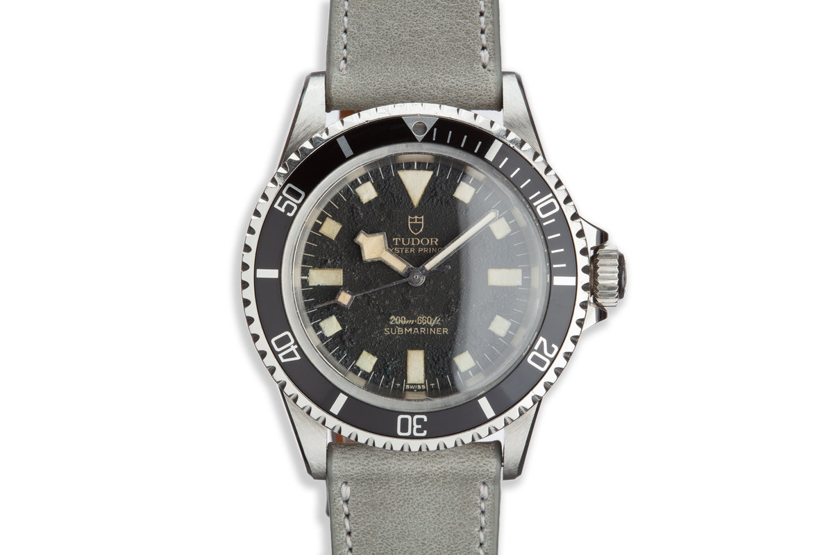 1974 Tudor 7016 Snowflake Submariner photo, #0