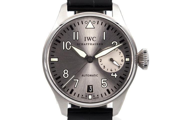2012 IWC IW500906 with Box and Papers photo