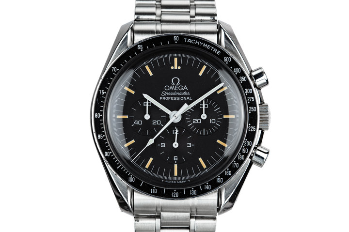 1995 Omega Speedmaster Professional 3590.50.00 with Card photo