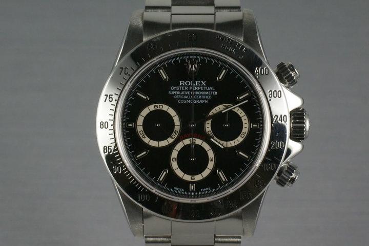 Rolex Daytona 16520 photo
