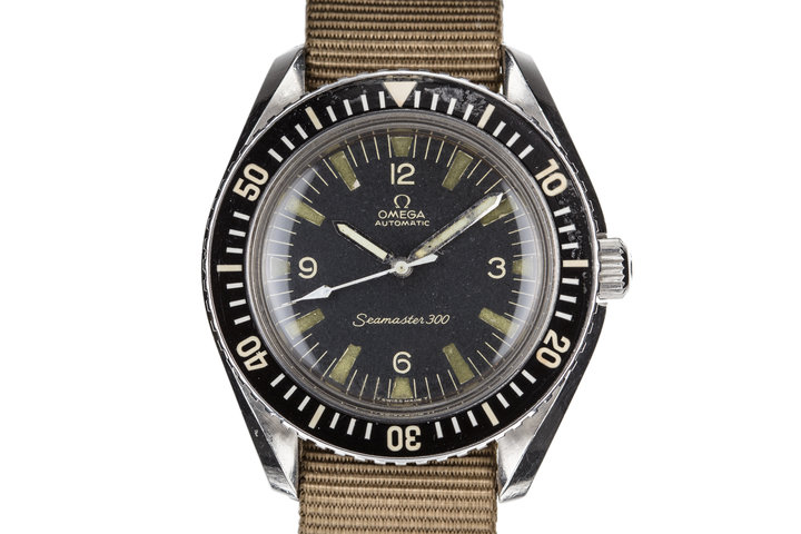 1966 Omega Seamaster 300 ST165.024 photo