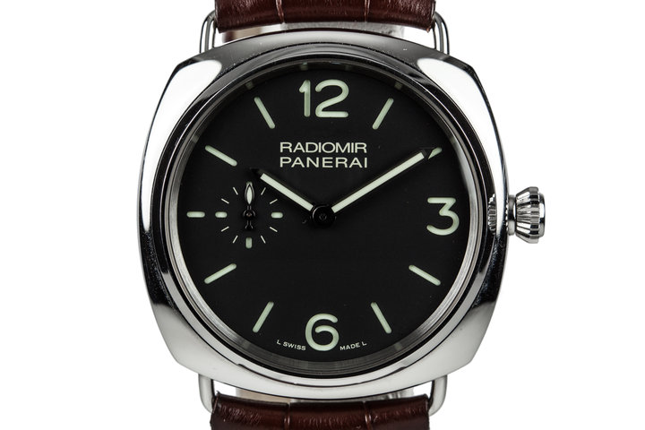Panerai Radiomir PAM 337 with Box and Papers photo