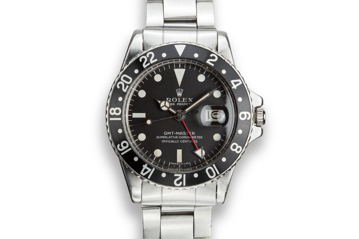 1976 Rolex GMT Master 1675 photo, #0