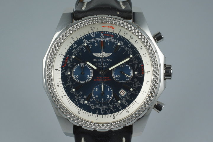 Breitling for Bentley Motors A25362 with Box photo