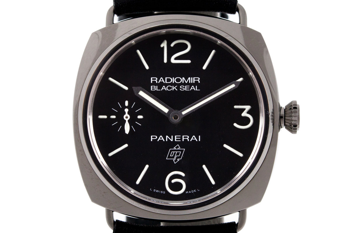 2015 Panerai Radomir PAM 380 with Box and Papers photo, #0
