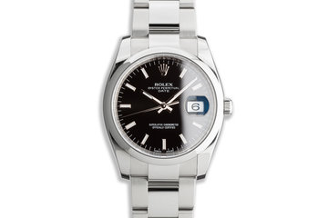 Rolex Oyster Perpetual Date 115200 photo