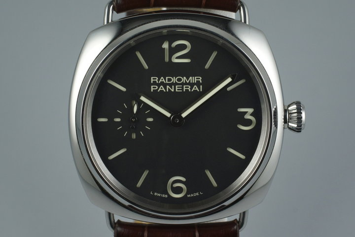 2010 Panerai Radomir PAM 337 with Box and Papers photo